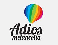 Adiós Melancolía | Diseño Sustentable Brandbook logo