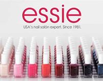 Essie 30 sec 'Keep going'