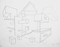 ART 101-Beginning Drawing Week #4