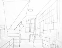 ART 101-Beginning Drawing Week #6
