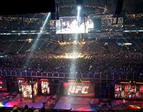 UFC 129 FAN ZONE