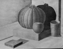 ART 101-Beginning Drawing Week #7