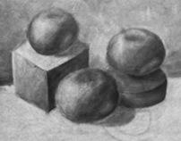 ART 101-Beginning Drawing Week #10