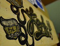 FOK Skateboard Deck