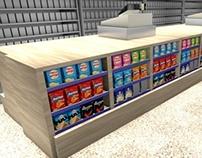 Pepsi 3D Shop