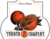 Turner Soap Company Labels