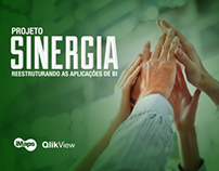 Redesign - PPT Projeto Sinergia
