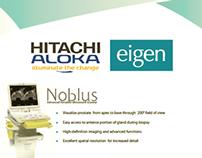 Hitachi Aloka Flyer