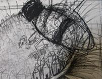 AART 305Y-Intermediate Drawing Day #15