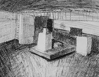 AART 305Y-Intermediate Drawing Day #3