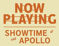 NOW PLAYING® Showtime at the Apollo