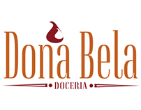 Logotipo Dona Bela Doceria