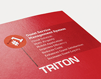 Docket Folder & Inserts for Triton (HITEC 2013)