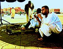 Moroccan Snakecharmer