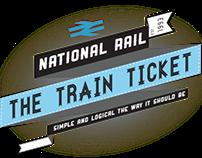 National Rail Train Ticket Re-design - RSA Awards 2012