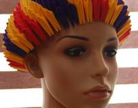 paper headpieces