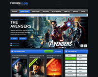 Movies Web Design