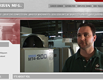 Suburban MFG Video and Web Design, 2006