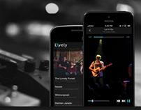New App Lively Launches, Lets You Take Concert Home
