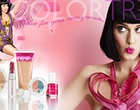 ColorTrend Katy Perry | Conceptual Advertising