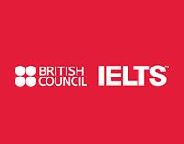 British Council IELTS - Campaign series