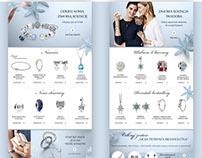 Pandora Christmas Online Campaign