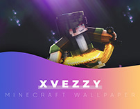xVezzy Minecraft Wallpaper by Citrus