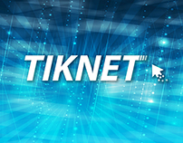 TIKNET Corporate Identity Design