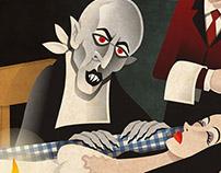 Nosferatu dinner