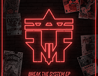 Break The System EP Cover