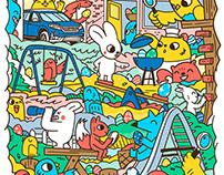 Honda Easter Egg Hunt
