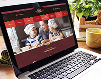Confectionery site design