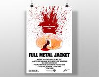Full Metal Jacket | Alternate Poster Concept
