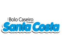 Logo Bolo Caseiro Santa Costa