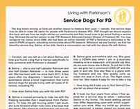 Parkinson's Disease Foundation :: Print Materials