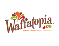 Waffatopia Branding & Website