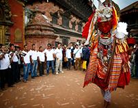 Pancha Dan festival in Nepal
