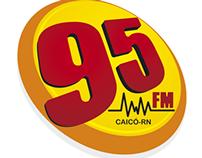 Logo Rádio 95FM
