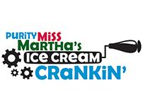 Martha O'Bryan Center: Fundraising Event Logo Design
