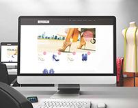 Liza Love Website Design