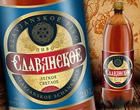 """Beer """"Slawjanskoe"""""""