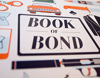 BOOK OF BOND