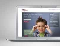 MESVision Member Site Rebrand