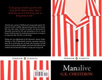 SCHOOL PROJECT: 'MANALIVE' BOOK DESIGN