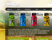 Dragon Shots Website Wordpress, Magento and Amazon
