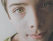 Portraits of boys