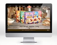Oat & Oat - Website Design
