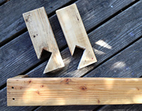 Reclaimed Wood Objects