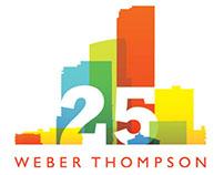 Weber Thompson's 25th Anniversary