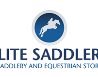Elite Saddlery Branding / Identity Design